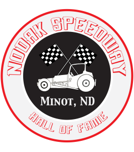 (PNG) FINAL Option 3 Nodak Speedway Fall of Fame Logo