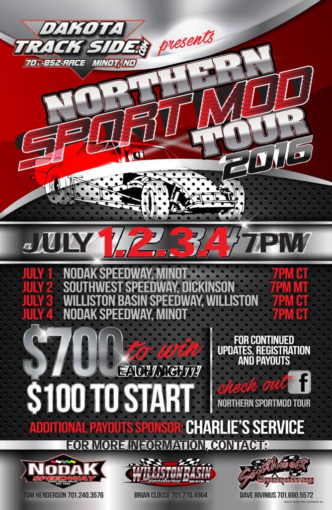 SportModTour Poster
