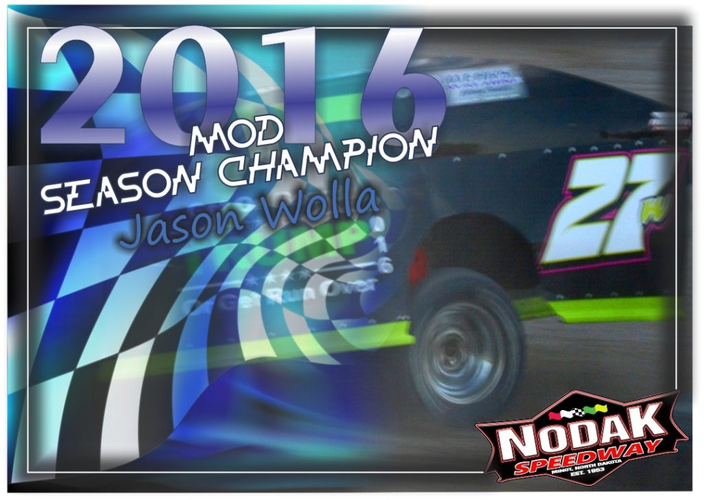 season champion Wolla Mod